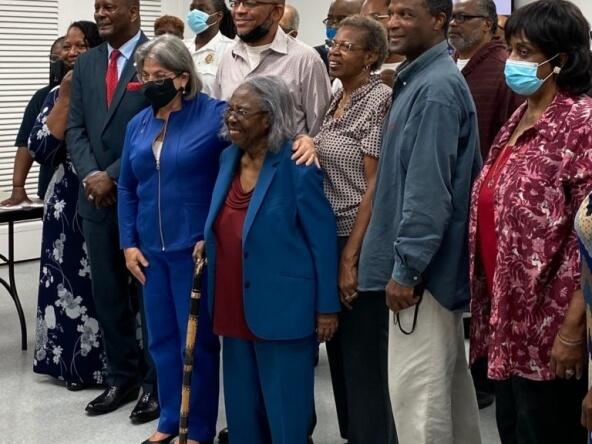 Brownsville Civic Neighborhood Association Meeting 7/17/21
