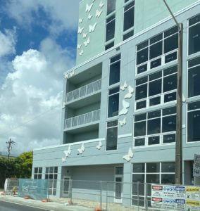 Steve Protulis Towers West – East Facade