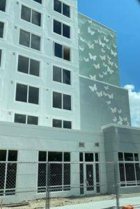Steve Protulis Towers West – South Facade